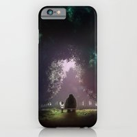 iPhone & iPod Case featuring Feel Lonesome by wit_art