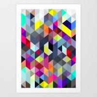 Razer 01. Art Print