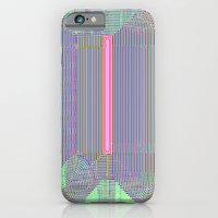 iPhone & iPod Case featuring Pink Slip by Horus Vacui