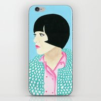 Anna iPhone & iPod Skin