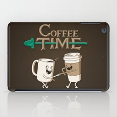 Coffee Time! iPad Case