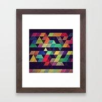 ZTYRLA Framed Art Print
