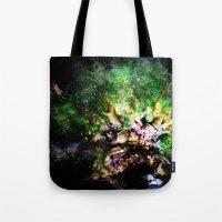 Yggdrasill Tote Bag