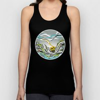 When the Earth meets the Sky Unisex Tank Top