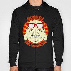 Hipster Budai Hoody