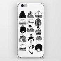 Hats iPhone & iPod Skin