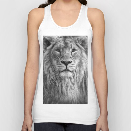 The King Unisex Tank Top