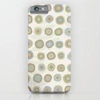 My Fall small circles iPhone 6 Slim Case