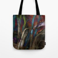 Funky Woods - JUSTART © Tote Bag
