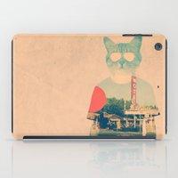 Cool Cat iPad Case