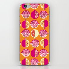 Pomegranates iPhone & iPod Skin