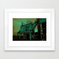 Grelephant Framed Art Print