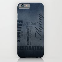 No. 8. Falling's just like Flying iPhone 6 Slim Case