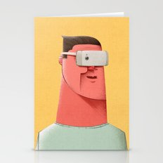 New Reality Stationery Cards