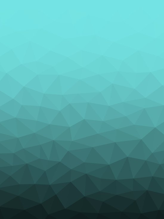 Underwater Tris Art Print