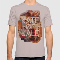 Kate of Kale's Slut Avenue Mens Fitted Tee Cinder SMALL