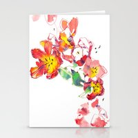 Two Lips Stationery Cards