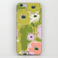 My Garden In Spring iPhone & iPod Skin