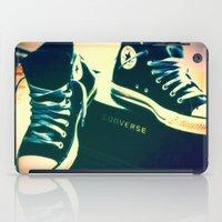 Converse Sneakers iPad Case