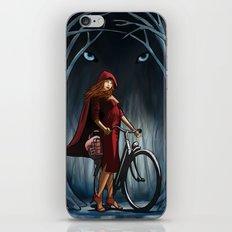 Red Riding Hood iPhone & iPod Skin