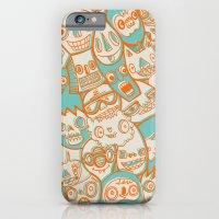 Faces II iPhone 6 Slim Case