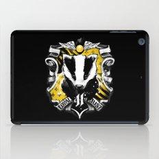 Hufflepuff Daddy iPad Case