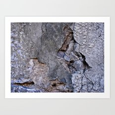 'Surface 3' Art Print