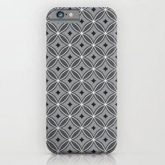 Diamonds in Smoke iPhone 6s Slim Case