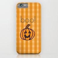 October, boo! iPhone 6 Slim Case