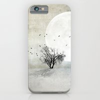 iPhone & iPod Case featuring Only the Moon Knows by Susan Weller