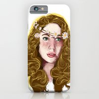 iPhone & iPod Case featuring Flowers In Your Hair.... by Ringaroundcapozzi