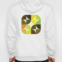 Spring Triangles Hoody