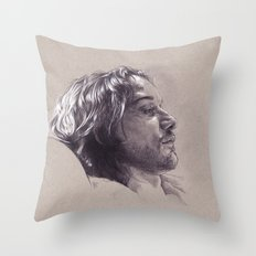 He Lost Everything Throw Pillow