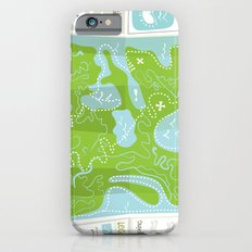 Totally Inaccurate Map of Gifford Pinchot State Park Slim Case iPhone 6s
