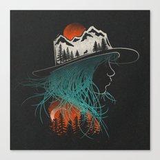 Aurora... Canvas Print