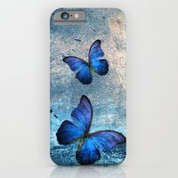 iPhone Cases featuring butterfly  by mark ashkenazi