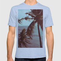 Sunshine Mens Fitted Tee Athletic Blue SMALL