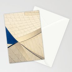 Opera House Tiles Stationery Cards