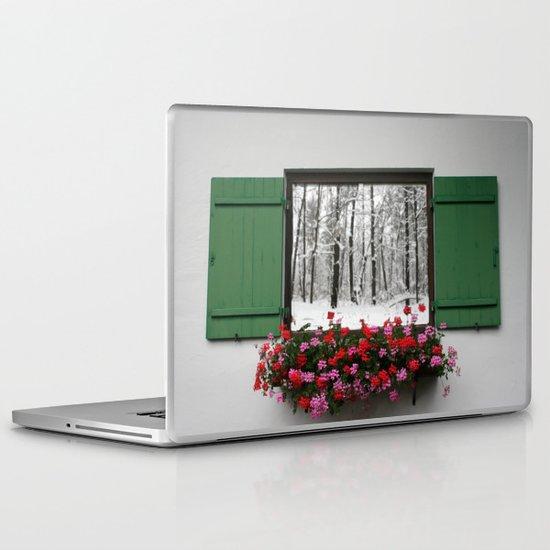 Inheritance at Birth Laptop & iPad Skin