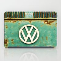 VW Retro iPad Case