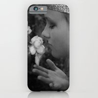 Stop To Smell The Roses iPhone 6 Slim Case