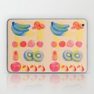 Under The Fruit Veil Laptop & iPad Skin