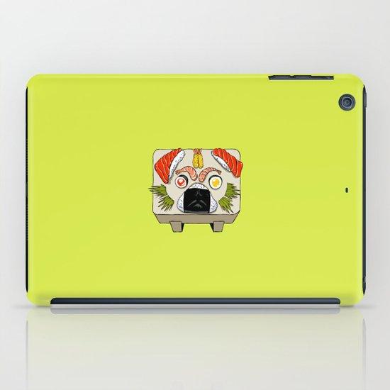 Pug Sushi  iPad Case