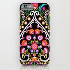 folk damask Slim Case iPhone 6s