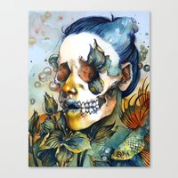Queen of SHE Canvas Print