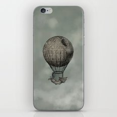 Dark Voyage iPhone & iPod Skin