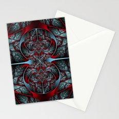 Red Revolver Stationery Cards