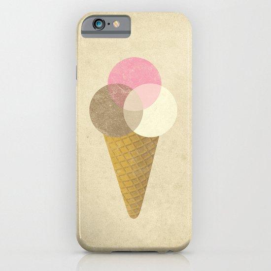 Ice Cream Venndor iPhone & iPod Case