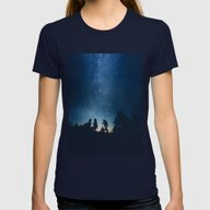T-shirt featuring Follow The Stars by HappyMelvin