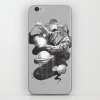 Space Symphony iPhone & iPod Skin